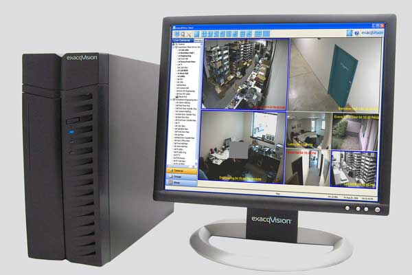Video Surveillance for Security Systems