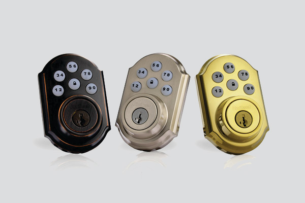 Kwikset Smartcode Deadbolt for Security Systems