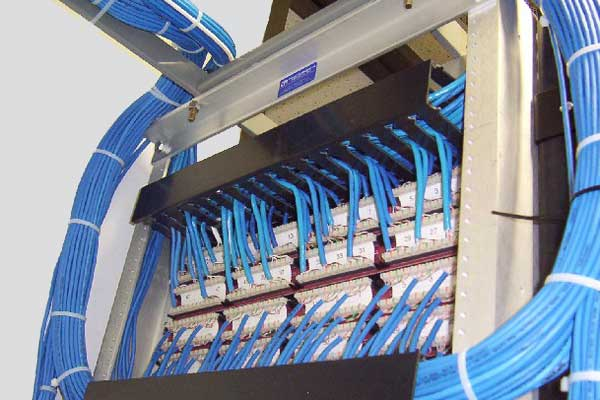 Voice and Data Cabling for Security Systems